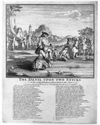 British Cartoon Prints : the Devil Upon ... by Library of Congress