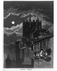 British Cartoon Prints : Midnight Revels... by Library of Congress