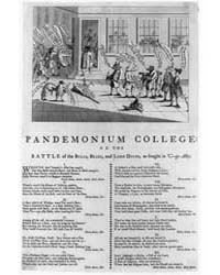 British Cartoon Prints : Pandemonium Col... by Library of Congress