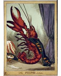 British Cartoon Prints : the Prime Lobst... by Library of Congress