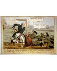 British Cartoon Prints : the Revolution ... by Library of Congress