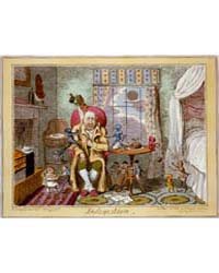 British Cartoon Prints : Indigestion ; P... by Library of Congress