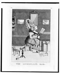 British Cartoon Prints : the Accomplish'... by Library of Congress