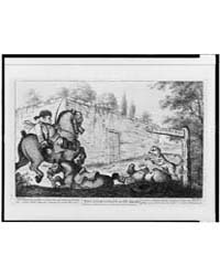 British Cartoon Prints : the Overthrow o... by Bunbury, Henry William