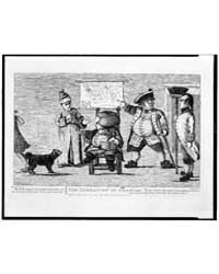 British Cartoon Prints : the Damnation o... by Bunbury, Henry William