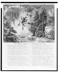 British Cartoon Prints : the Corsican ; ... by Gillray, James