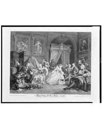 British Cartoon Prints : Marriage À La M... by Ravenet, S.
