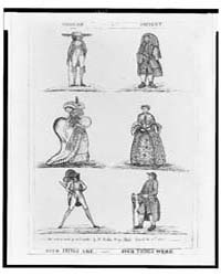 British Cartoon Prints : Such Things Are... by Library of Congress