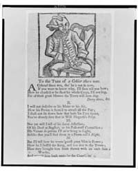 British Cartoon Prints : to the Tune of ... by Library of Congress