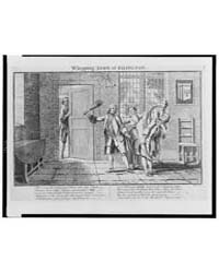 British Cartoon Prints : Whipping John o... by Library of Congress