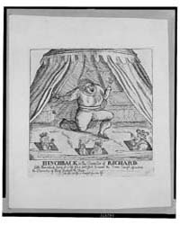 British Cartoon Prints : Hunchback in th... by Library of Congress