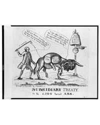 British Cartoon Prints : Subsidiary Trea... by Library of Congress