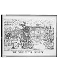 British Cartoon Prints : the Whim of the... by Library of Congress
