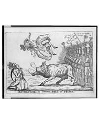 British Cartoon Prints : Revolution, or ... by Library of Congress