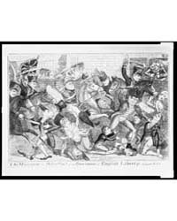 British Cartoon Prints : the Massacre of... by Marks, John Lewis