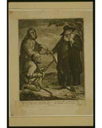 British Cartoon Prints : Blind Plaintiff... by Smith, J. (John)