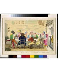 British Cartoon Prints : Loo in the Kitc... by Cruikshank, George