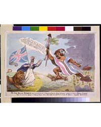 British Cartoon Prints : the Great Monst... by Library of Congress