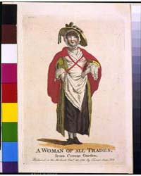 British Cartoon Prints : a Woman of All ... by Library of Congress