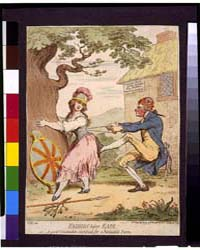 British Cartoon Prints : Fashion Before ... by Library of Congress