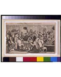 British Cartoon Prints : an Election Ent... by Library of Congress