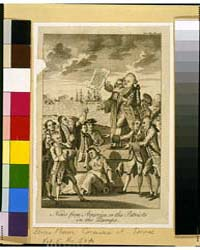 British Cartoon Prints : News from Ameri... by Library of Congress