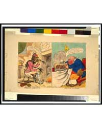 British Cartoon Prints : French Liberty ... by Gillray, James