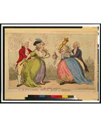 British Cartoon Prints : the Rival Queen... by Library of Congress