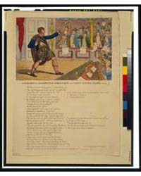 British Cartoon Prints : a Parody on Mac... by Library of Congress