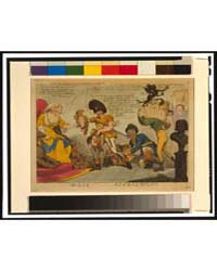 British Cartoon Prints : Royal Recreatio... by Cruikshank, Isaac