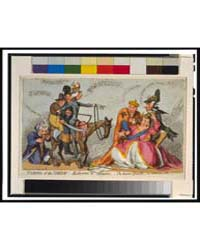 British Cartoon Prints : Taming of the S... by Gillray, James