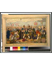 British Cartoon Prints : State Physician... by Cruikshank, George