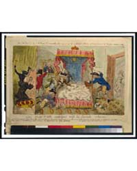 British Cartoon Prints : the Doctor Indu... by Cruikshank, Isaac