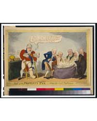 British Cartoon Prints : Sick of the Pro... by Cruikshank, George