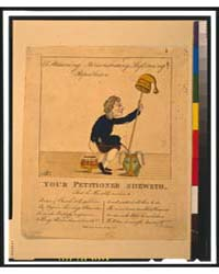 British Cartoon Prints : a Petitioning, ... by Library of Congress