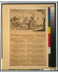 British Cartoon Prints : Wilkes, and Lib... by Library of Congress