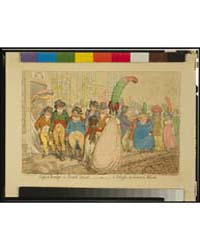 British Cartoon Prints : High ; Photogra... by Gillray, James