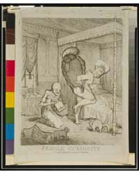 British Cartoon Prints : Female Curiosit... by Library of Congress