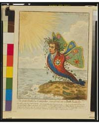 British Cartoon Prints : the Great South... by Gillray, James