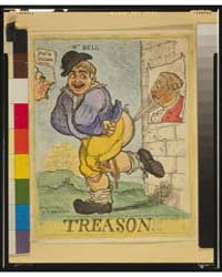 British Cartoon Prints : Treason!!! Desi... by Newton, Richard