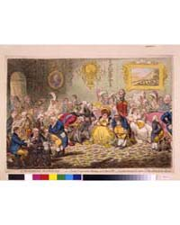 British Cartoon Prints : L'Assemblée Nat... by Gillray, James