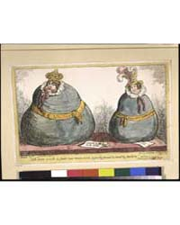 British Cartoon Prints : Ah! Sure Such a... by Cruikshank, George
