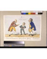 British Cartoon Prints : Theatrical Amus... by Library of Congress