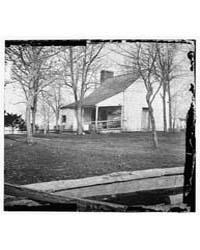 Bull Run, Virginia. Robinson's House, Ph... by Barnard, George, N.