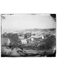 Yorktown, Virginia. View from Cornwallis... by Barnard, George, N.