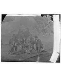 Westover Landing, Virginia. Officers of ... by Gardner, Alexander