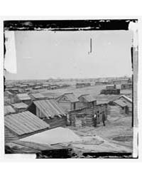 Manassas, Virginia. Confederate Winter Q... by Barnard, George, N.