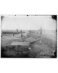 Centreville, Virginia. Confederate Fort ... by Barnard & Gibson