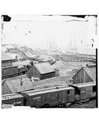 City Point, Virginia. Railroad Yard and ... by Library of Congress