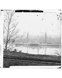 James River, Virginia. Gunboat Mendota, ... by Library of Congress
